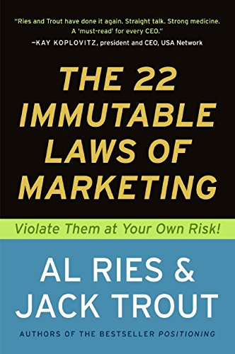 22-immutable-laws-of-marketing