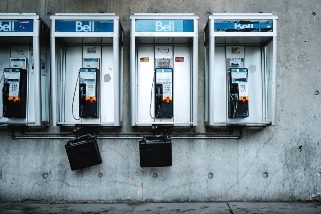 phone-bank